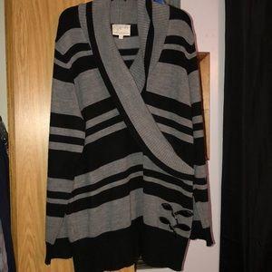 Debbie Morgan sweater